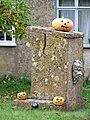 Punky lanterns, Ryme Intrinseca - geograph.org.uk - 1568282.jpg
