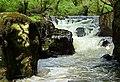 Pwll Y Bo waterfall - geograph.org.uk - 24456.jpg