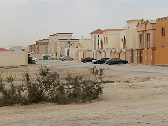 Al Khor (city) - Residential neighbourhood