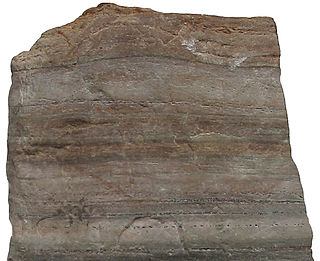 Metamorphic rock Rock that was subjected to heat and pressure