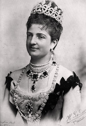 Margherita of Savoy - Image: Queen Margharitha di Savoia