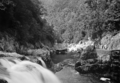 Queensland State Archives 1216 Crystal Cascade Freshwater Valley Cairns c 1935.png