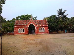 Quibble Island - Quibble-Island Cemetery