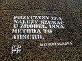 Quotation from film 'Hydrozagadka' advertising XXXIV Polish Film Festival in Gdynia 2009 - 2.jpg