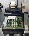 R. C. Allen adding machine - Ridai Museum of Modern Science, Tokyo - DSC07536.JPG
