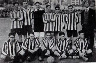 RCD Espanyol - RCD Español in 1912.