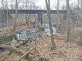 RR Bridge over Peckman River in Cedar Grove, NJ jeh.jpg