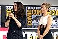 Rachel Weisz & Scarlett Johansson (48471737696).jpg