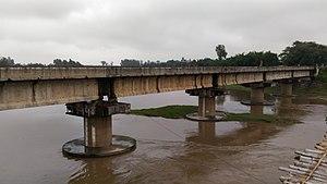 Radhikapur railway station - Image: Radhikapur 3