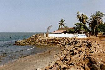 Wadner Beach Hotel Gambia