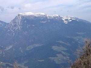 Raduha (mountain) - Image: Raduha Rogatec