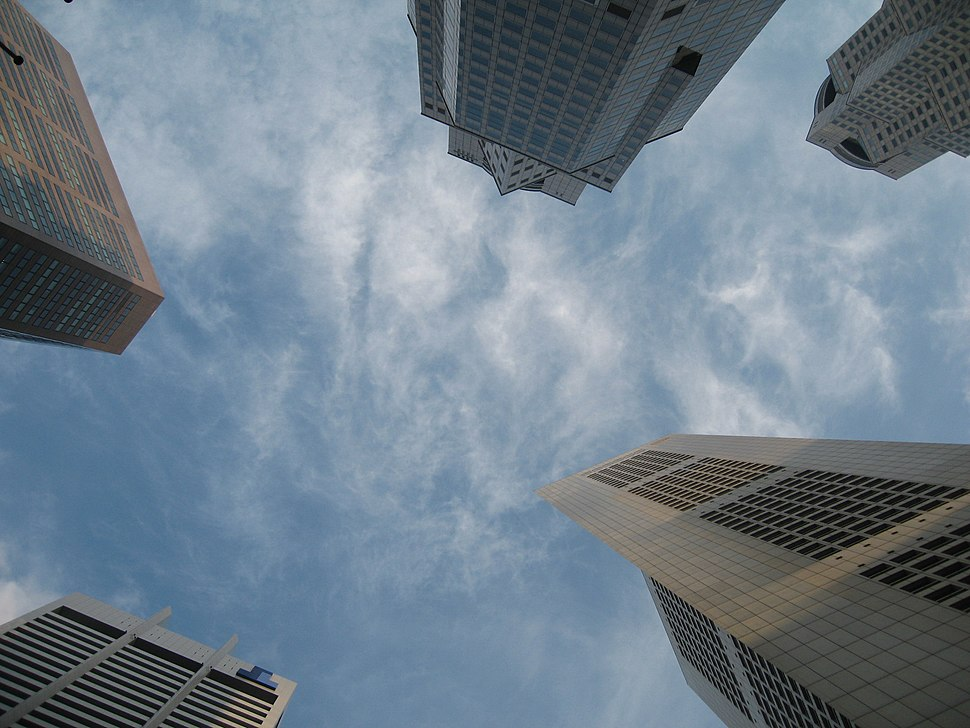 Raffles Place Skyscrapers