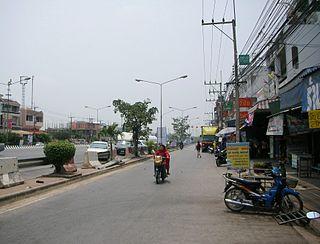 Sam Roi Yot District District in Prachuap Khiri Khan, Thailand