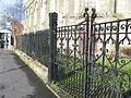 Railings St Mary's Church Oxford Street Bilston.JPG
