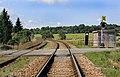 Railway tracks by Lochovice.jpg