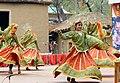Rakasthani folk dance at Delhi.jpg