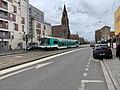 Rame Tramway IdF Ligne 1 Avenue Lénine - La Courneuve (FR93) - 2021-05-20 - 2.jpg