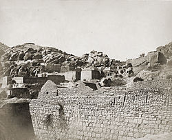 Ramparts of the Fort, Chitradurga.jpg