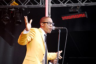 Raphael Saadiq - Saadiq performing at the 2009 Stockholm Jazz Festival, promoting The Way I See It.