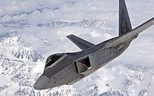 מטוסי הקרב ה-F22  הוא מטוס חמקן הכי טוב בעולם. למה לא מוכרים אותו לישראל? 220px-Raptor-ElmendorfAFB-2009