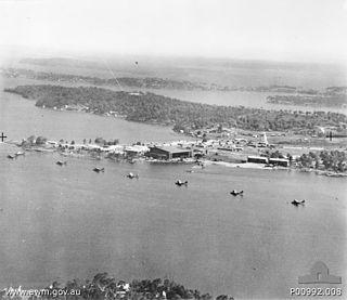 RAAF Base Rathmines