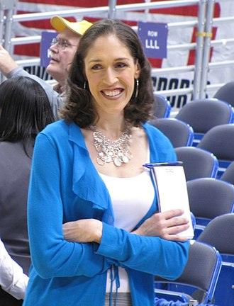 Best Female Athlete ESPY Award - Image: Rebecca Lobo taken by Danny Karwoski