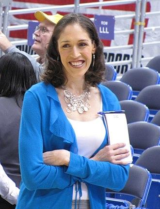 Rebecca Lobo - Image: Rebecca Lobo taken by Danny Karwoski