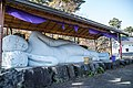Reclining buddha in Aizu(15624875667).jpg