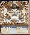 Reggio calabria castello ruffo di scilla lapide e stemma ruffo.jpg
