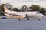 Regional Express Airlines (VH-RXX) Saab 340B taxiing at Wagga Wagga Airport.jpg