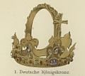 Reichskleinodien 01 Deutsche Königskrone.png
