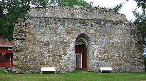 Rein Abbey, Norway - Rein Abbey ruins