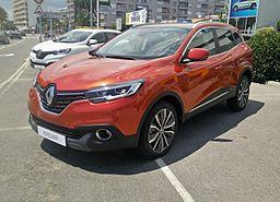 Pneumatiky Renault Kadjar