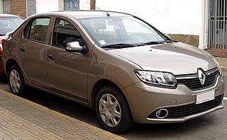 Renault Symbol Motor vehicle