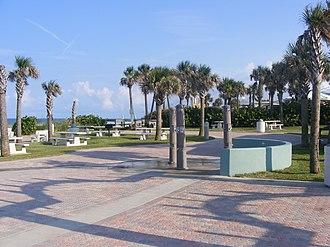 Daytona Beach Shores, Florida - Image: Rendon Park 3DBShores