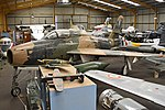 Republic F-84F Thunderstreak '26541' (24844711367).jpg