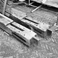 Restanten van het houtwerk van de voormalige torenspits - Hazerswoude - 20103730 - RCE.jpg