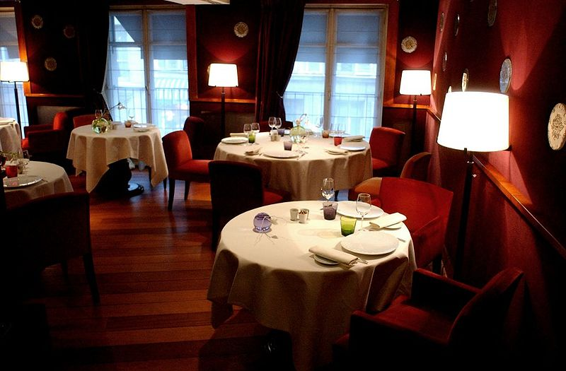File restaurant h l ne wikimedia commons - Restaurant helene darroze paris ...