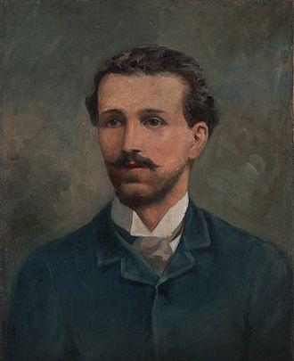José Asunción Silva - Image: Retrato José Asunción Silva