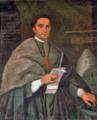 Retrato de D. Fr. José Maria da Fonseca Évora, Bispo do Porto (autor desconhecido, Paço Episcopal, Porto).png