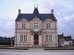 Reuilly, Indre - Town hall.jpg