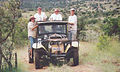 Rhino Charge 1994 Model 'A' Ford - oldest ever vehicle in Rhino Charge.jpg