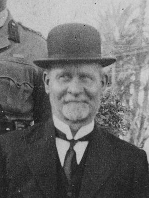 Mayor of Blenheim - Richard McCallum, 16th Mayor of Blenheim (1901–1903)