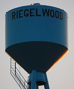 Riegelwood Watertower