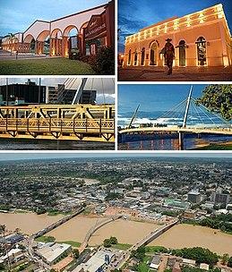 Rio Branco, Acre Municipality in North, Brazil