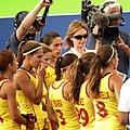 Rio 2016 - womens field hockey - ESP v NED (59).jpg