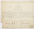 Ritning till tillbyggnad och förändring av herr grossh. W.H.Kempes villa vid Charlottendal - Hallwylska museet - 102480.tif