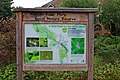 River Mole Local Nature Reserve information board - geograph.org.uk - 2121229.jpg