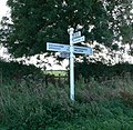 Road sign - geograph.org.uk - 538084.jpg