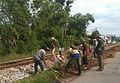 Road workers by railway DN.JPG